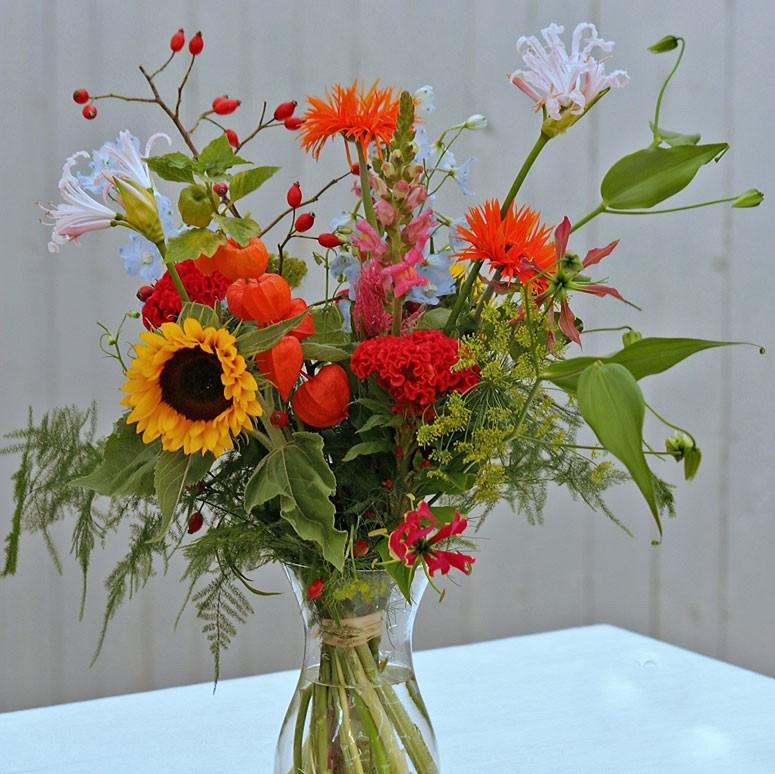 Afdeling bloemen